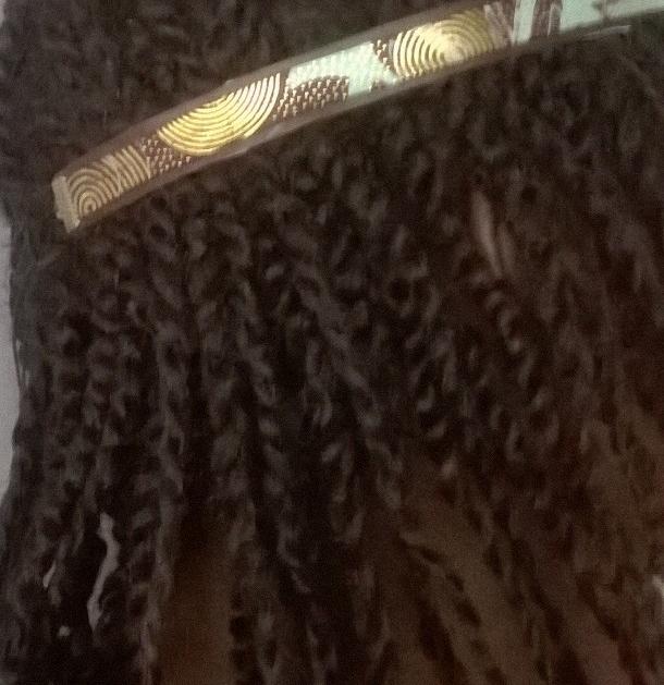 Twist accessoirisés