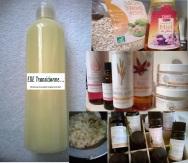 recette après shampoing flocons avoine germe de blé