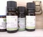 actifs et huiles essentielles