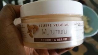 Beurre de murumuru